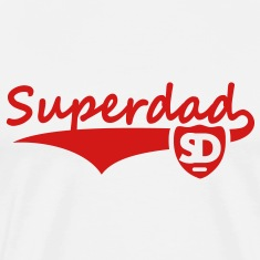 Superdad Design T-Shirt RW