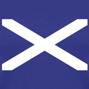 Scottish cross T-Shirts - Men's Premium T-Shirt