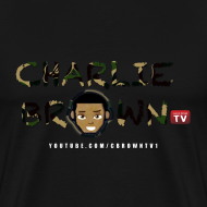 Design ~ Men's Camo | CbrownTV Tee