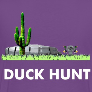 Arizona Duck Hunt - Men's Premium T-Shirt