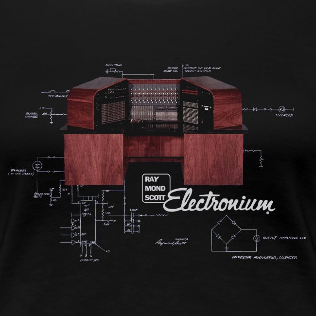 Woman's Electronium T-Shirt