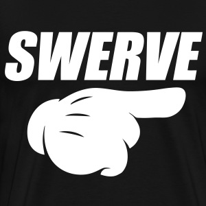 Swerve T-Shirts - stayflyclothing.com - Men's Premium T-Shirt