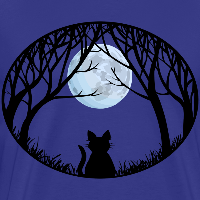 Fat Cat Shirts Men's Cat Lover 4XL T-shirt