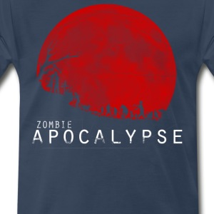 The Zombie Apocalypse T-Shirts - Men's Premium T-Shirt