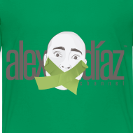 Design ~ KIDS ALEX DIAZ OFFICIAL SHIRT