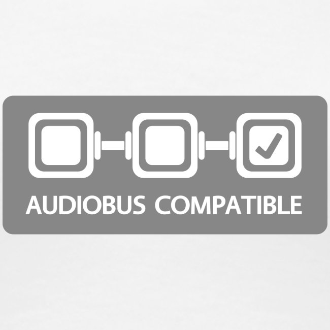 Audiobus Compatible: Output, women's