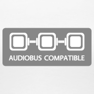Design ~ Audiobus Compatible: Blank, women's