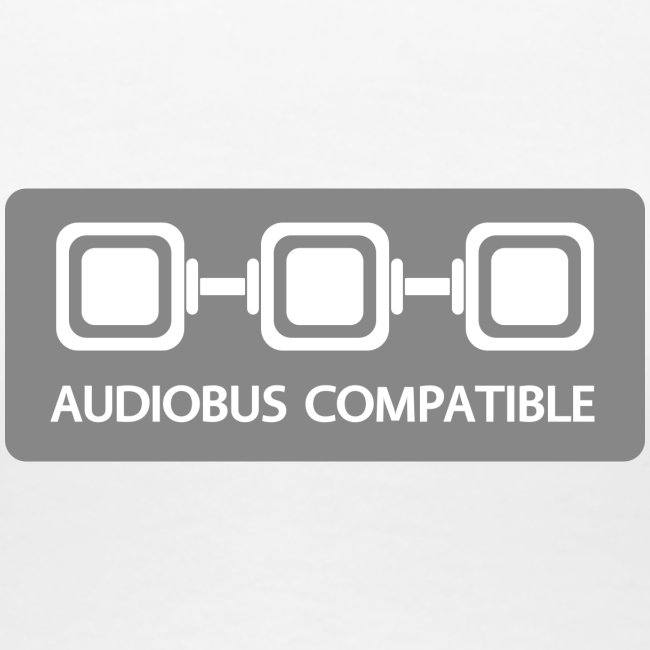 Audiobus Compatible: Blank, women's
