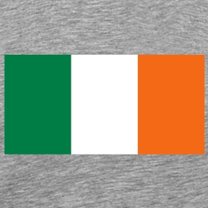 Ireland flag T-Shirts - Men's Premium T-Shirt