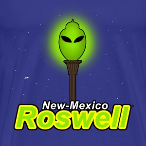 Roswell NM - Men's Premium T-Shirt