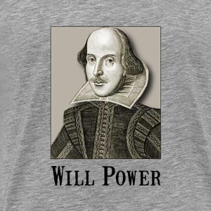 Will Power - Men's Premium T-Shirt