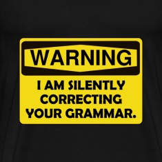Warning Grammar