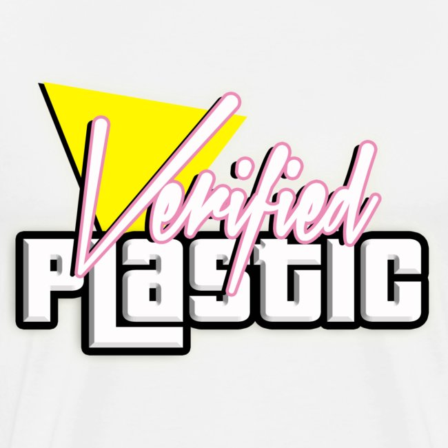 4X Verified Plastic T-shirt