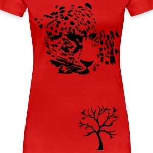 Chita wild animal Women's Plus Size Basic T-Shirt - Women's Premium T-Shirt
