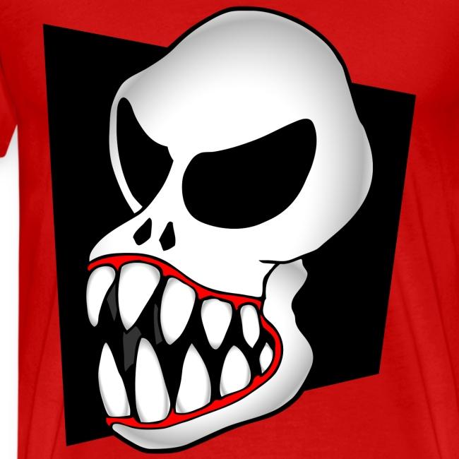 Monster Skull Men's T