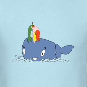 narwhal_trans.png T-Shirts - Men's T-Shirt