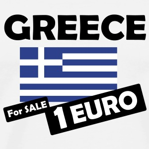 Greece T-Shirts - Men's Premium T-Shirt