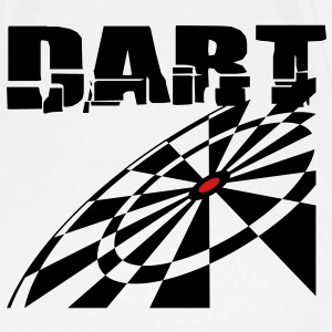 dartboard T-Shirts - Men's Premium T-Shirt