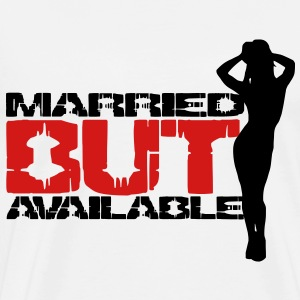 married  T-Shirts - Men's Premium T-Shirt