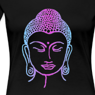 Design ~ Tye-Dyed Buddha