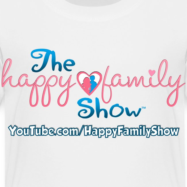 Toddler Happy Family Logo T-Shirt