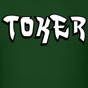 Marijuana Toker T-Shirt - Men's T-Shirt