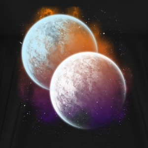 deep space - Men's Premium T-Shirt
