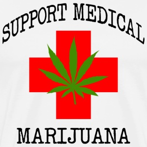 Medical Marijuana T-Shirt - Men's Premium T-Shirt