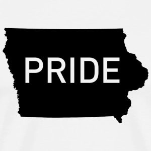 Iowa Pride T-shirt - Men's Premium T-Shirt