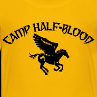 Design ~ CAMP Pegasus Half-Blood Kids T-Shirt