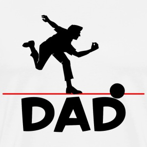 Bowling Dad T-Shirt - Men's Premium T-Shirt