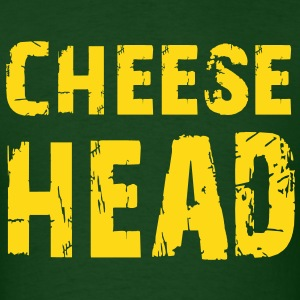 Cheesehead T-Shirts - Men's T-Shirt
