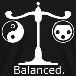 Balanced T-Shirts - Men's Premium T-Shirt