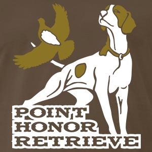 pointer_honor T-Shirts - Men's Premium T-Shirt