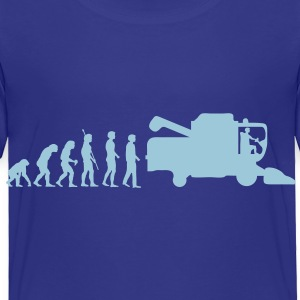 evolution_thresher_g1 Baby & Toddler Shirts - Toddler Premium T-Shirt