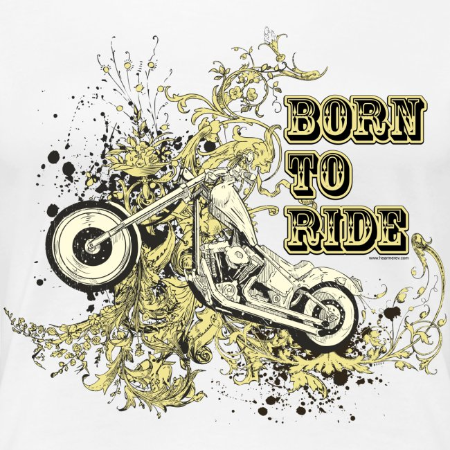 Born to Ride Plus