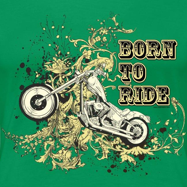 Born to Ride Plus