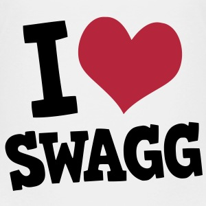 I love swagg Baby & Toddler Shirts - Toddler Premium T-Shirt