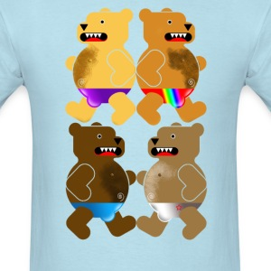 BIG BEARS OF SUMMER T-Shirts - Men's T-Shirt