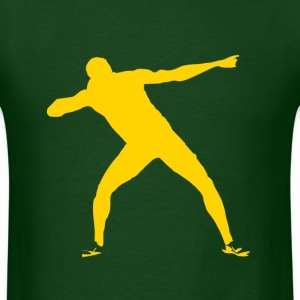 Usain Bolt T-Shirts - Men's T-Shirt