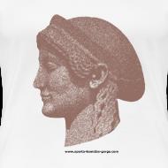 Design ~ Spartan women head shirt