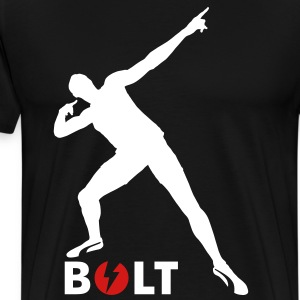 Power Bolt T-Shirts - Men's Premium T-Shirt
