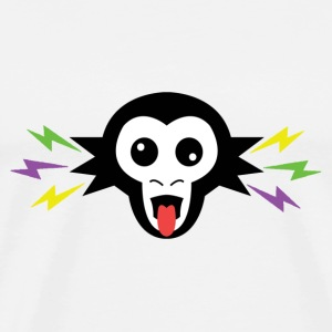 monkey.png T-Shirts - Men's Premium T-Shirt