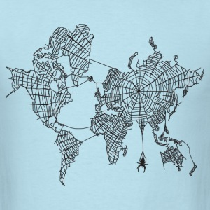 World Wide Web - Men's T-Shirt