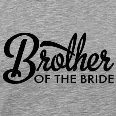 brother of the bride T-Shirts