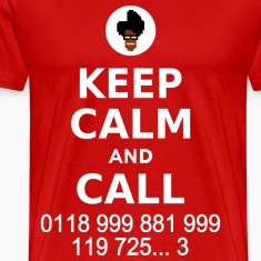 Keep Calm and Call