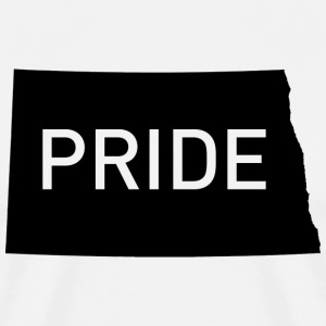 North Dakota Pride T-shirt - Men's Premium T-Shirt