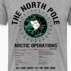 The North Pole - Arctic Operations Tee