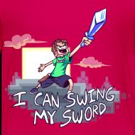 Design ~ I Can Swing My Sword (Minecraft Diamond Sword Song) (Children)