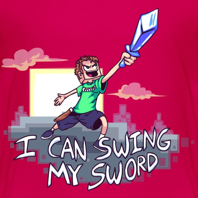 I Can Swing My Sword (Minecraft Diamond Sword Song) (Children)